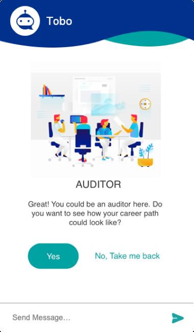 Tobo Chatbot -Auditor